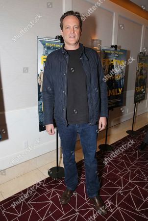 """Vince Vaughn seen at the Metro Goldwyn Mayer Pictures' """"Fighting with My Family"""" Los Angeles Tastemaker Screening at The London Hotel, in West Hollywood, Calif"""