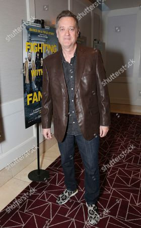 """Kirk Bovill seen at the Metro Goldwyn Mayer Pictures' """"Fighting with My Family"""" Los Angeles Tastemaker Screening at The London Hotel, in West Hollywood, Calif"""