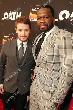 Kevin Connolly, Director/Actor, 50 Cent, Executive Producer,