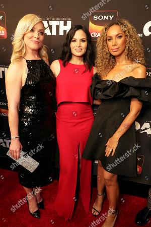 Elisabeth Rohm, Katrina Law, Leona Lewis