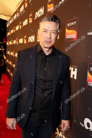 Editorial picture of Sony Crackle's 'The Oath' Season 2 Exclusive Screening Event Presented by Lexus at Paloma Hollywood, Los Angeles, USA - 20 Feb 2019