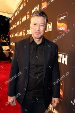 Stock Photo of Russell Wong