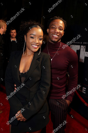 Editorial photo of Sony Crackle's 'The Oath' Season 2 Exclusive Screening Event Presented by Lexus at Paloma Hollywood, Los Angeles, USA - 20 Feb 2019