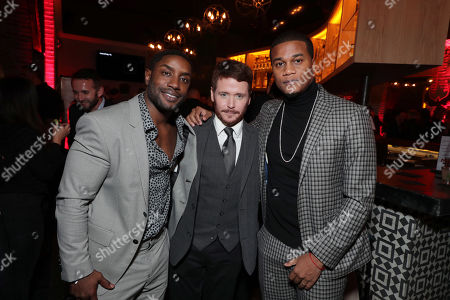Rich Paul, Kevin Connolly, Director/Actor, Cory Hardrict