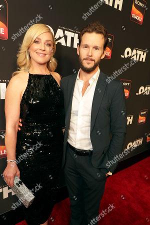 Elisabeth Rohm, Ryan Kwanten, Producer/Actor,