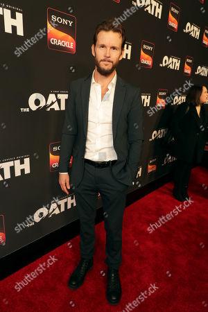 Ryan Kwanten, Producer/Actor,