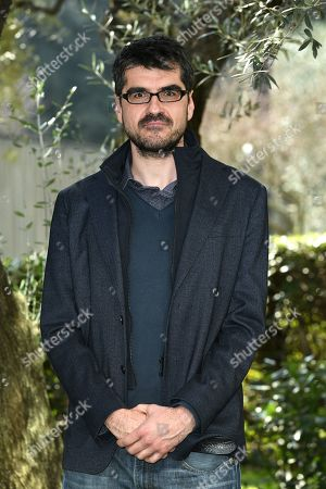 Stock Image of The Director Roan Johnson