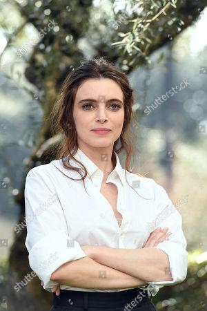 Actress Miriam Dalmazio
