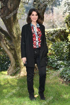 Actress Donatella Finocchiaro