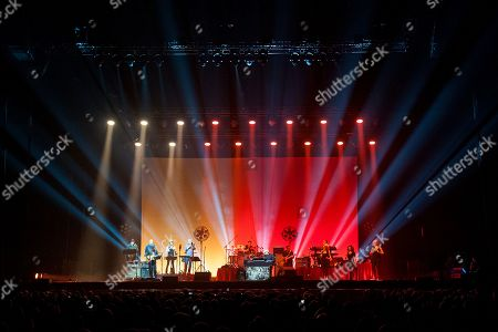 Editorial image of Steely Dan in concert at The SSE Hydro Glasgow, Scotland, UK - 20 Feb 2019