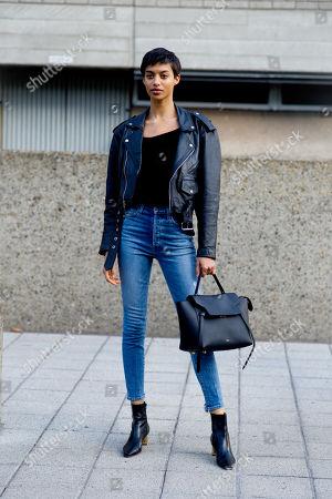 Model Jourdana Phillips
