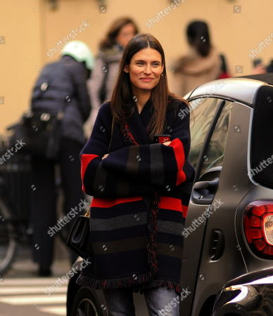 Bianca Balti out and about, Milan
