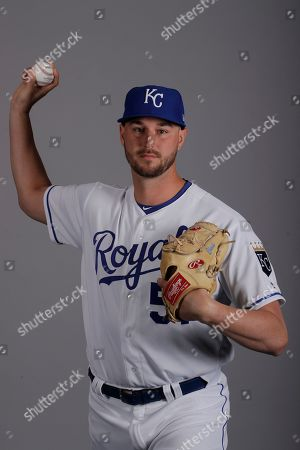 Editorial picture of Royals 2015 Baseball, Surprise, USA - 21 Feb 2019