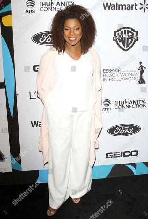 Stock Picture of Lorraine Toussaint