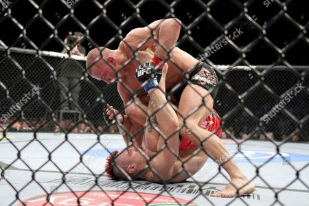 Editorial photo of UFC 111 Mixed Martial Arts, Newark, USA - 27 Mar 2010