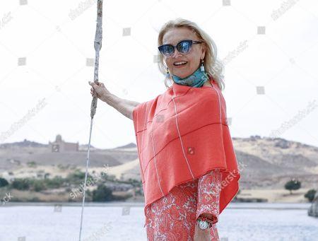 Editorial image of Third Aswan International Women Film Festival, Egypt - 21 Feb 2019
