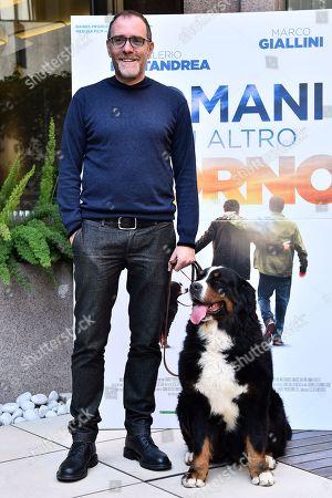 Editorial picture of 'Domani e un altro giorno' film photocall, Rome, Italy - 21 Feb 2019
