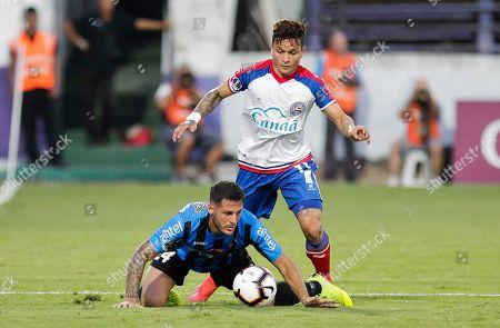 Editorial picture of Brazil Soccer Copa Sudamericana, Montevideo, Uruguay - 21 Feb 2019