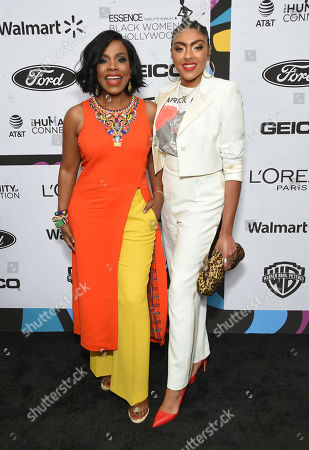 Sheryl Lee Ralph and Ivy-Victoria Maurice