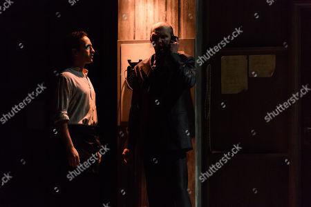 Editorial photo of Tanztheater Wuppertal Pina Bausch 'Bon Voyage, Bob...' photocall, Sadler's Wells, London, UK - 21 Feb 2019