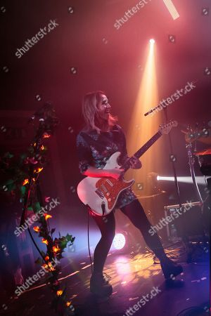 Stock Image of The Joy Formidable - Ritzy Bryan