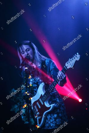 Stock Photo of The Joy Formidable - Ritzy Bryan