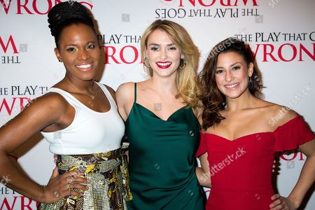 Bianca Horn, Maggie Weston, Ashley Reyes