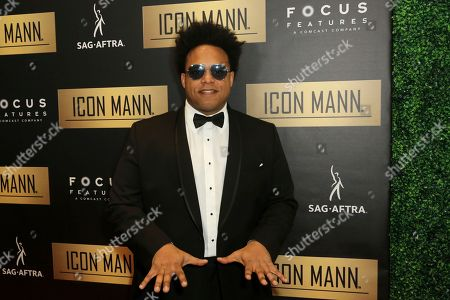 Editorial photo of 7th Annual ICON MANN Pre-Oscar Dinner, Beverly Hills, USA - 21 Feb 2019