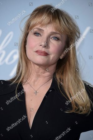 Rebecca De Mornay attends the 2019 Hollywood for Science Gala, in Los Angeles