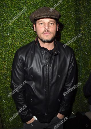 Stock Picture of Justin Chambers