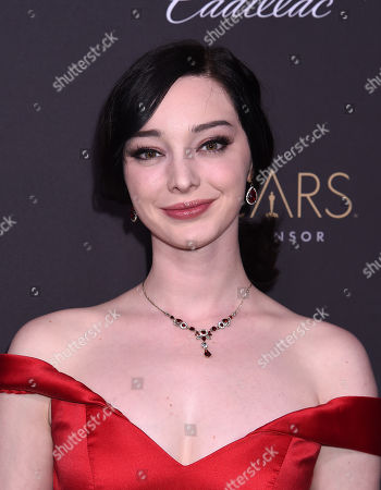 Stock Picture of Emma Dumont