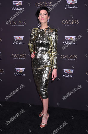 Editorial photo of Cadillac Oscar Party, Arrivals, Chateau Marmont, Los Angeles, USA - 21 Feb 2019