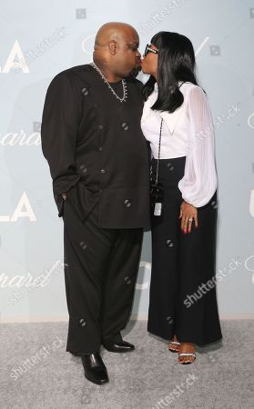 Cee Lo Green, Shani James