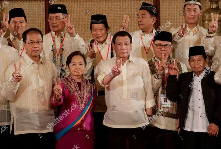 Editorial image of Muslim Rebels, Manila, Philippines - 22 Feb 2019