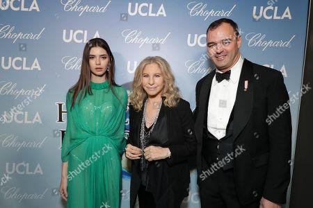 Helena Gatsby, Barbra Streisand, Milutin Gatsby