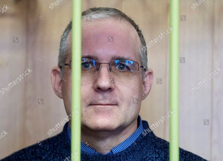 American man Paul Whelan on trial for spying, Moscow