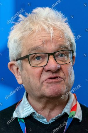 The Director of the Francis Crick Institute Sir Paul Nurse at the Francis Crick Institute, Central London, 22 February 2019. Sir Nurse was a attending the opening of a new exhibition called  'Craft and Graft: Making Science Happen'.