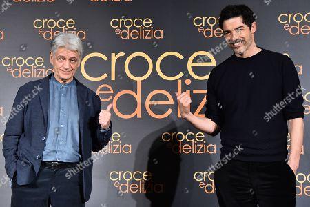 Fabrizio Bentivoglio, Alessandro Gassmann