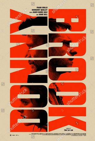 Stock Photo of Donnybrook (2018) Poster Art. Jamie Bell as Jarhead Earl, Frank Grillo as Chainsaw Angus and Sarah Margaret Qualley as Delia Angus