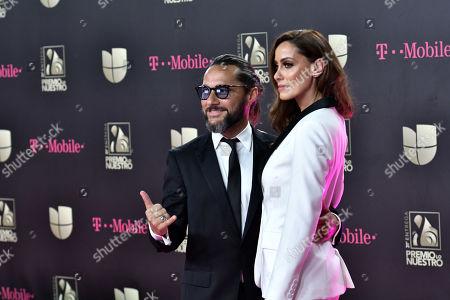 Editorial picture of Premios Nuestro Awards, Miami, USA - 21 Feb 2019