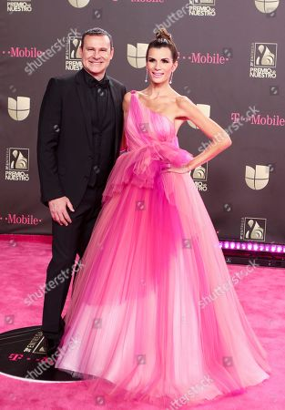 Alan Tacher and Christy Bernal