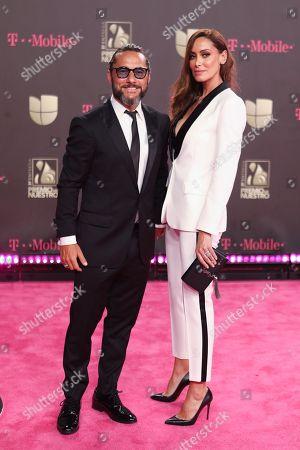Editorial photo of Premios Nuestro Awards, Miami, USA - 21 Feb 2019