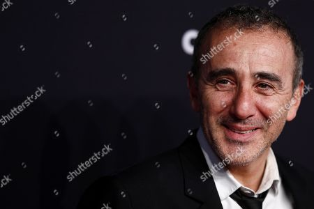 Elie Semoun arrives for the 44th annual Cesar awards ceremony held at the Salle Pleyel concert hall in Paris, France, 22 February 2019.