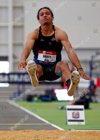 Editorial image of US Indoors Athletics, New York, USA - 22 Feb 2019
