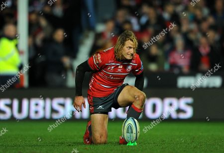 Billy Twelvetrees of Gloucester Rugby