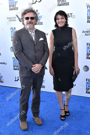 Editorial photo of 34th Film Independent Spirit Awards, Arrivals, Los Angeles, USA - 23 Feb 2019