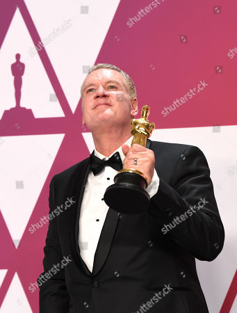 Editorial picture of 91st Annual Academy Awards, Press Room, Los Angeles, USA - 24 Feb 2019
