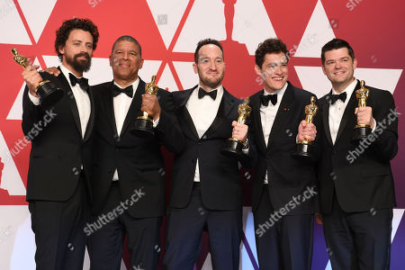 Bob Persichetti, Peter Ramsey, Rodney Rothman, Phil Lord and Christopher Miller - Animated Feature - 'Spider-Man: Into the Spider-Verse'