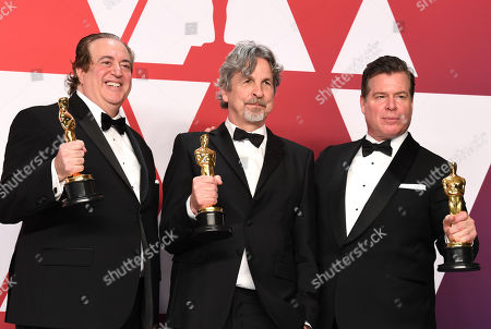 Nick Vallelonga, Brian Currie and Peter Farrelly - Original Screenplay - ?Green Book?