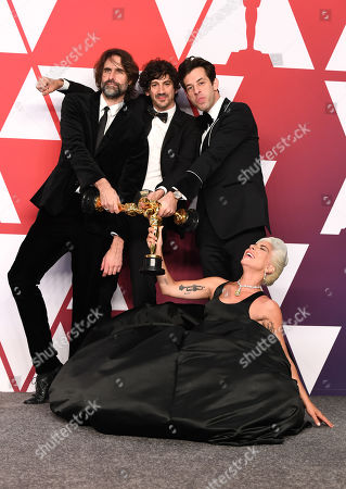 Mark Ronson, Lady Gaga, Anthony Rossomando and Andrew Wyatt - Original Song - 'Shallow', 'A Star Is Born'